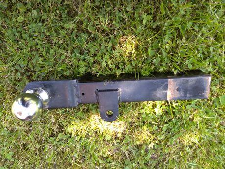 Hak holowniczy Quad - łącznik kula E13 cfmoto A50-x