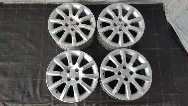 Felgi aluminiowe Opel Astra H 4x100 6,5Jx16cali ET37