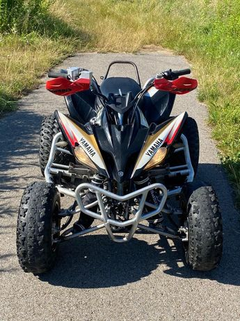 Quad Yamaha Raptor YFM 250