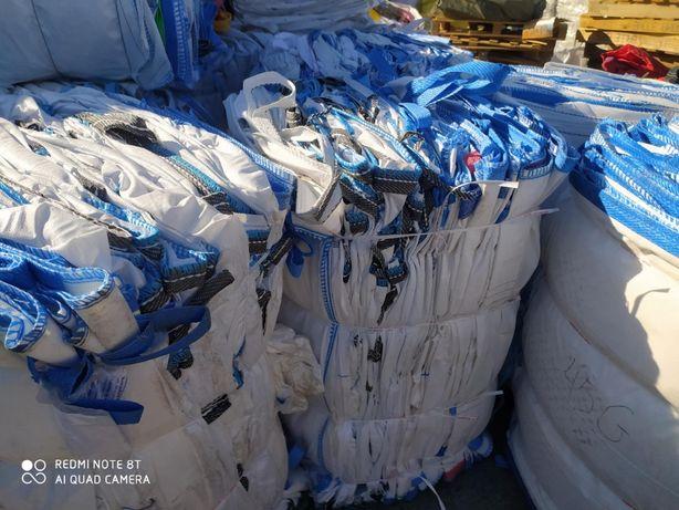 Worek Big Bag Beg 93/93/140 cm na metale kolorowe / H U R T