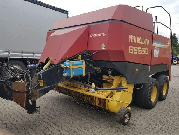 Prasa New holland bb 960