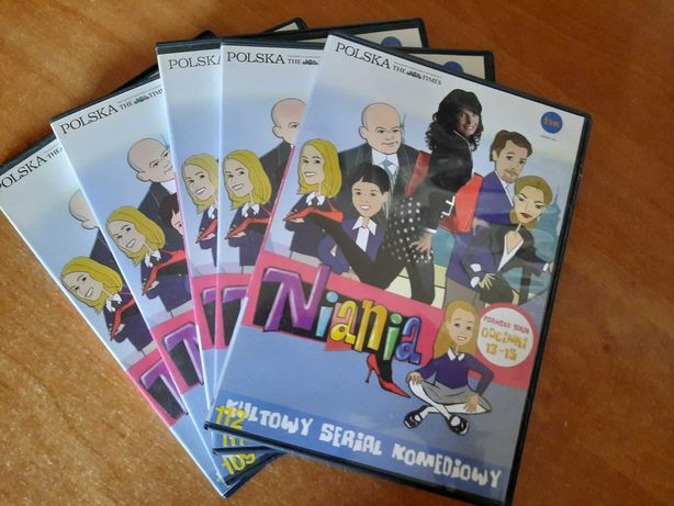 Niania DVD, seria 1