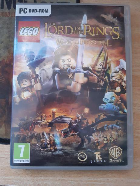 Lego Władca Pierścieni PC