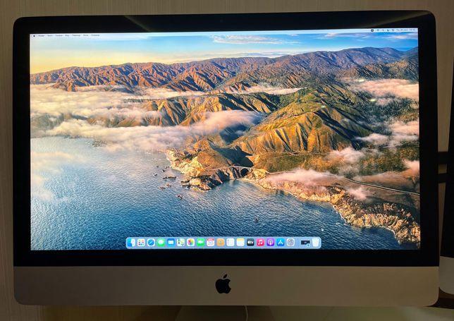 """iMac 27"""" 5K 512ssd 40gb озу"""