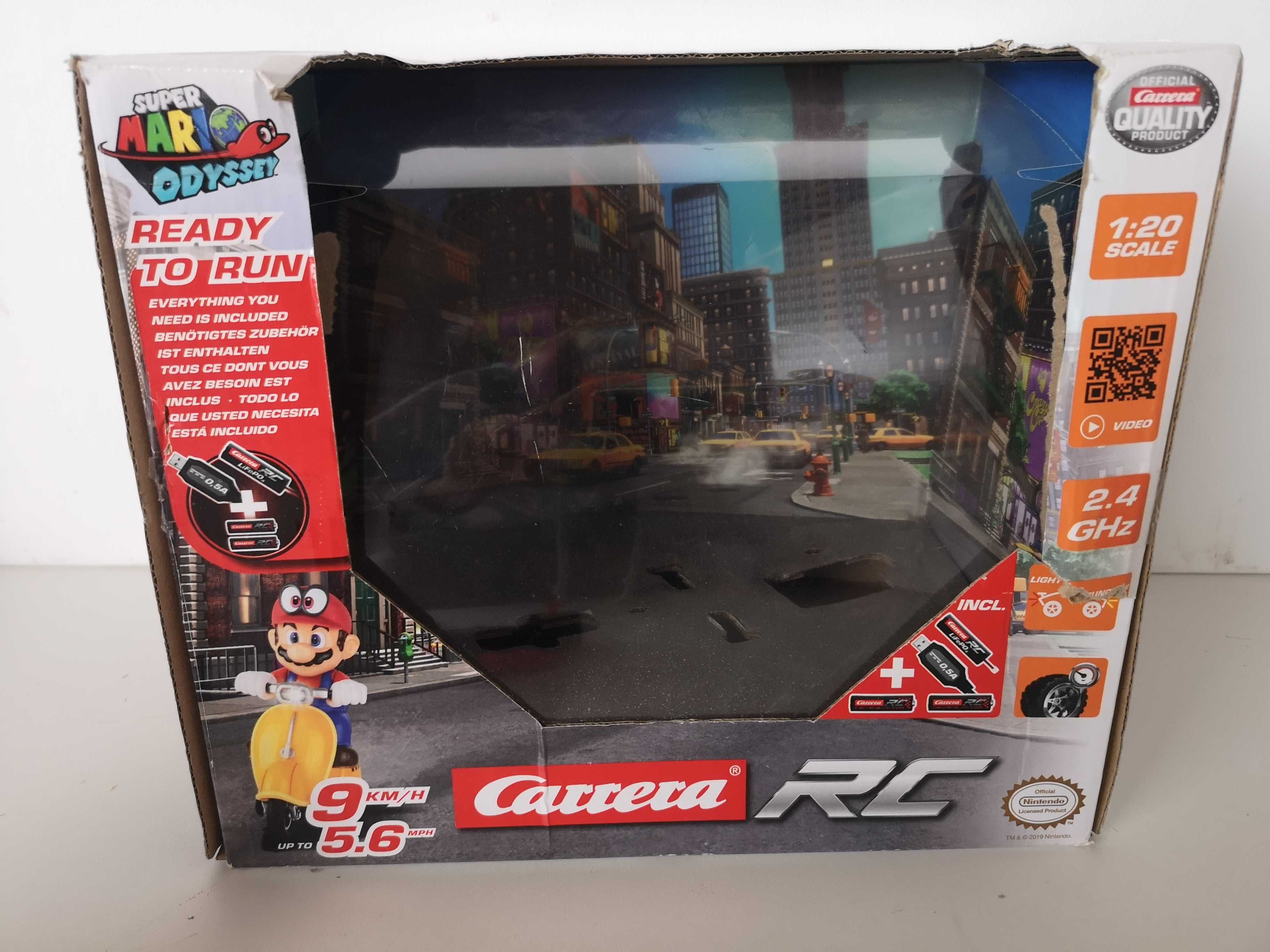 Carrera RC Super Mario