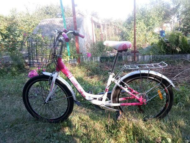 Велосипед алюминий 7 скоростей Optima VISION 24
