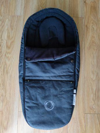Gondola miękka bugaboo 3 kokon śpiworek jeans