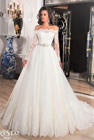 Свадебное платье Crystal Design Soprano