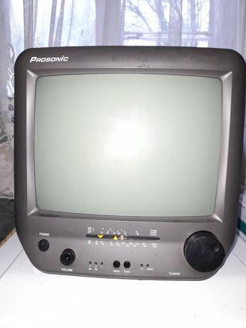 Telewizor z radiem na strzuzuwke