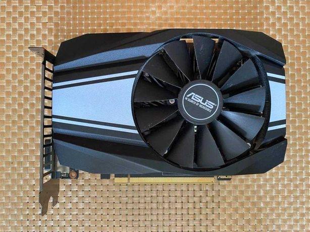 Placa gráfica Asus GeForce GTX 1660 SUPER Phoenix OC 6GB