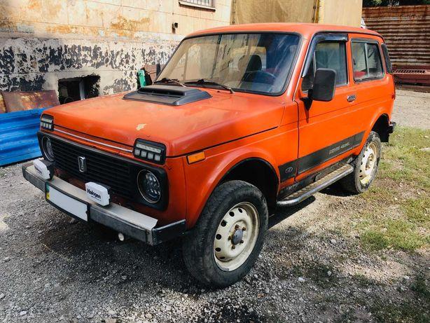 Продам ВАЗ 2121 НИВА 4х4
