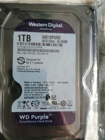 Dysk 1TB WD do Monitoring cctv 24/7 nowy