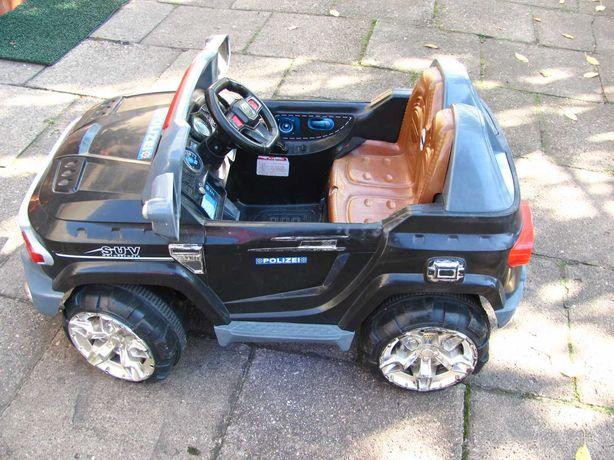 Quad Autko dla dziecka Samochód pojazd na akumulator 12V dwa silniki