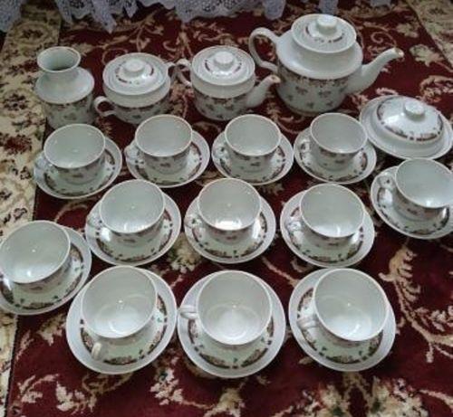 Чайний набір на 12 персон