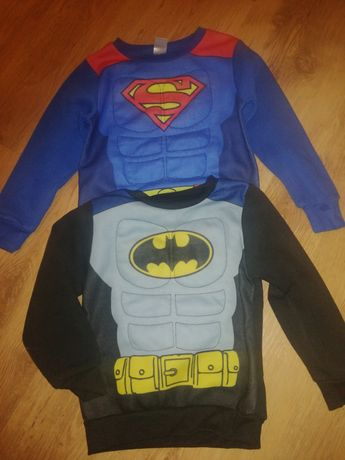Bluzy batman superman