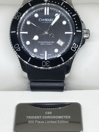 Christopher Ward C60 Limited edition 500