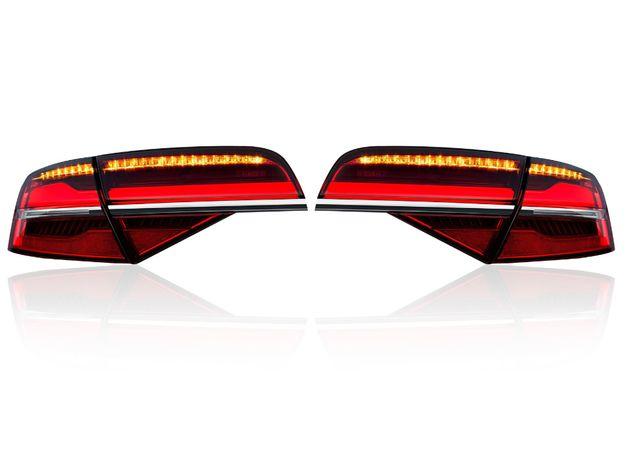 Audi A8 D4 Lift - lampy tył USA dostosowane do EU - Adaptacja