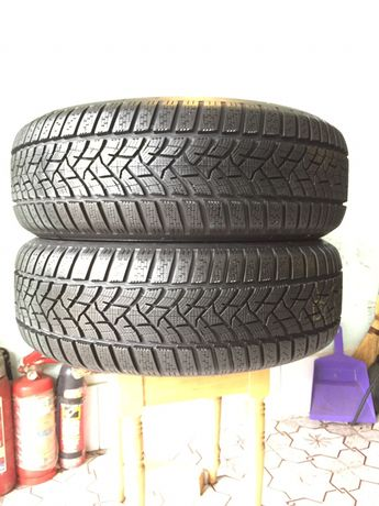 215/65/R16 98H Dunlop Winter Sport 5 резина шины покрышки пара 2 шт.