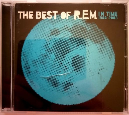 R.E.M. The Best Of R.E.M. In Time 1998r-2003r 2003r