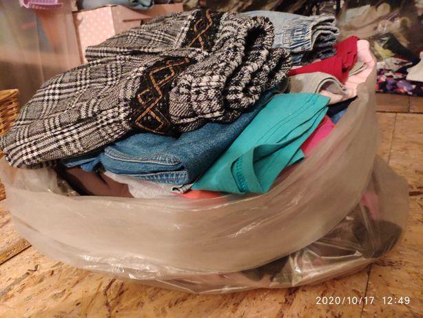 Ubrania dla dziewczynki 140