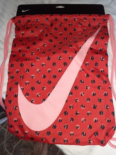 Nike Сумка-рюкзак для взуття
