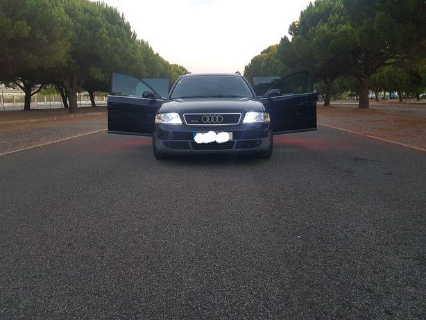 Audi a6 2.5 tdi quattro 7 lugares modelo raro