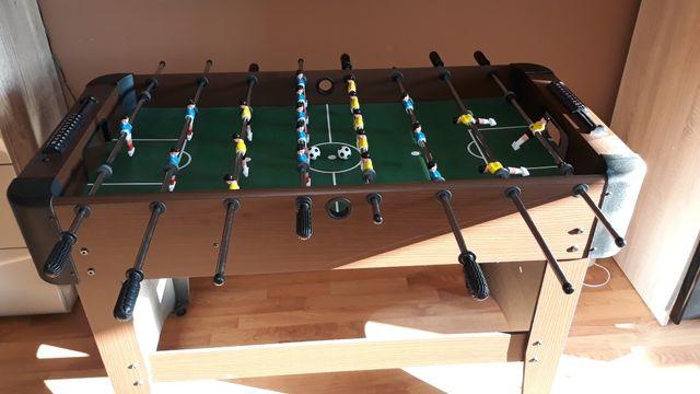 duży stół piłkarzyki