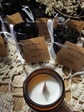 Podziękowanie dla gości na ślub, wesele,chrzest, komunię