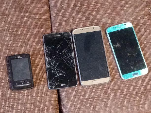 Telefony komurkowe