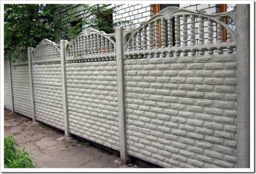 Забор, калитки, ворота из профнастила, установка еврозабора