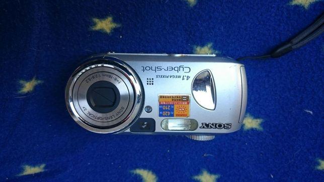 Sony Cyber Shot 4.1