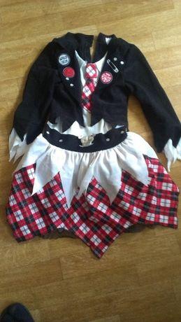 Продам wicked детское платье на 3-13лет. (для хэллоуин)