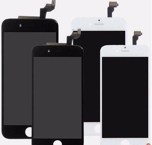 WYMIANA wyświetlacza szybki iPhone 6,6+,6s,6s+,7,7+,8,8+,X XsMax,xr