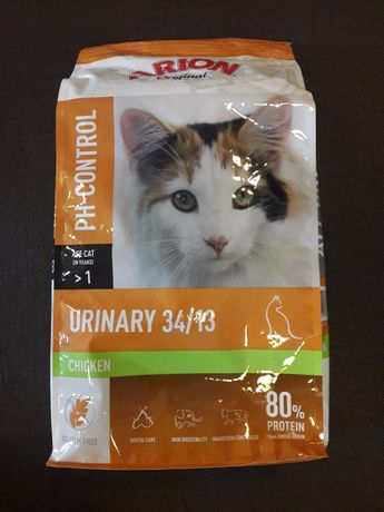 Arion Original Cat Urinary 7,5kg, wsparcie ukł. moczowego