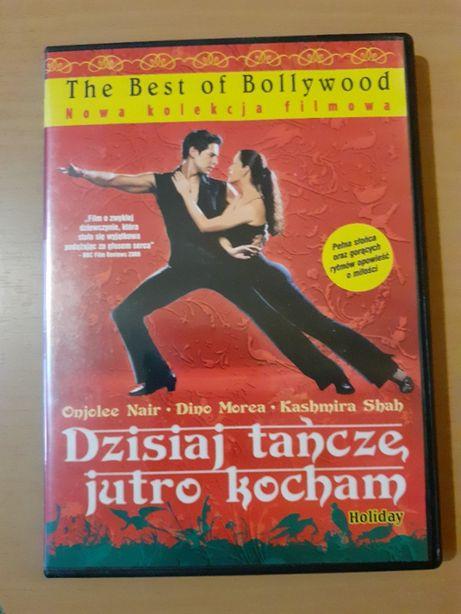 Dzisiaj tańczę, jutro kocham /DVD/ BOLLYWOOD