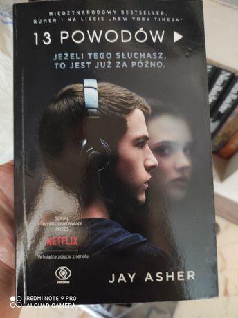 Jay asher 13 powodów