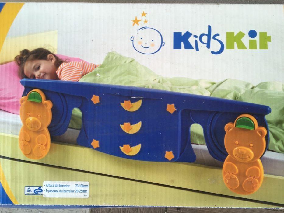 Barra de proteção de cama