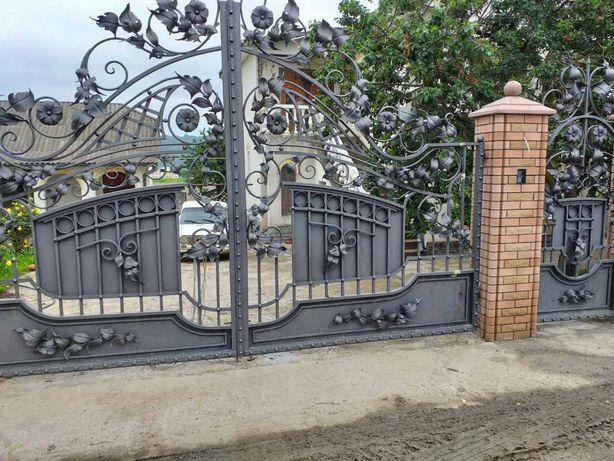 Ковані ворота, продаж терміново