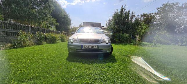 Opel Astra G 1.6 8v Xenon, Climatronic 137tkm IGŁA BEZ RDZY!