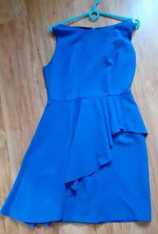 Chabrowa sukienka L.