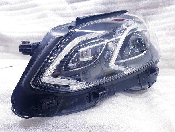Lampa lewa Mercedes W212 A212 E Klasa lift Fl full