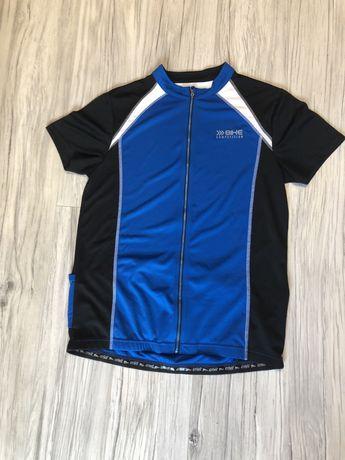 Koszulka rowerowa Crivit XL męska na rower jak nowa
