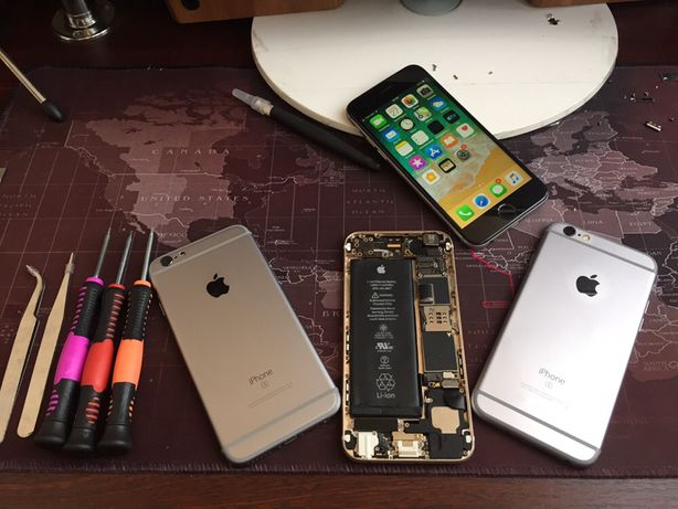 Запчасти на iPhone 4/5/5s/6/6s/7/7 plus Neverlock