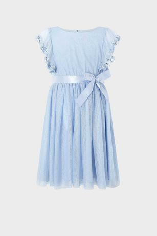Monsoon children платье для девочки 3 лет,рост 98 см. Индия.Новое.