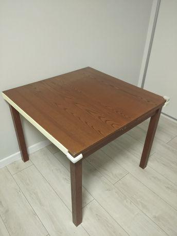 Stół Ikea rozkładany brąz