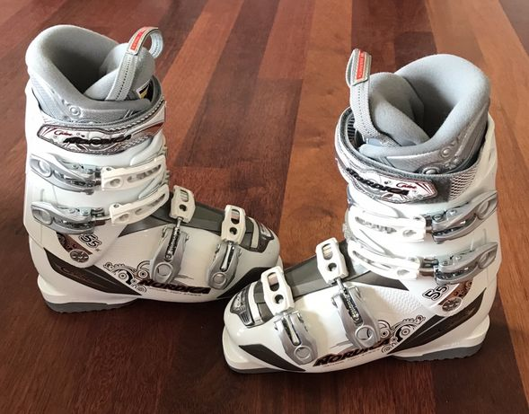 Nowe buty narciarskie damskie NORDICA - rozmiar 24,5 Cruise55W