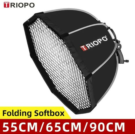 Softbox para flashes