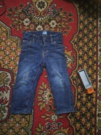 Джинсы для мальчика,модные.