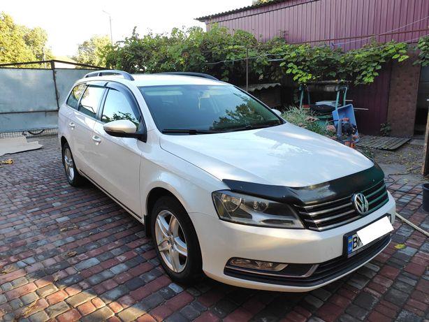 Volkswagen passat b7, 2013, 1,6d