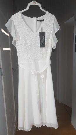 Sukienka Chrzciny komunia wesele